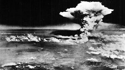 tariki 06 z'ukwezi kwa munani, inzogera ziraza kuvuzwa muri Hiroshima mu Buyapani bibuka imyaka 75 ishize igisasu kirimbuzi kibaguyeho.