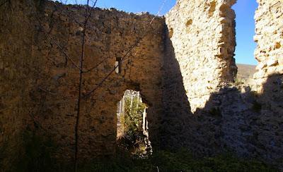 Torre del moro, interior. Igea. Acercamientos