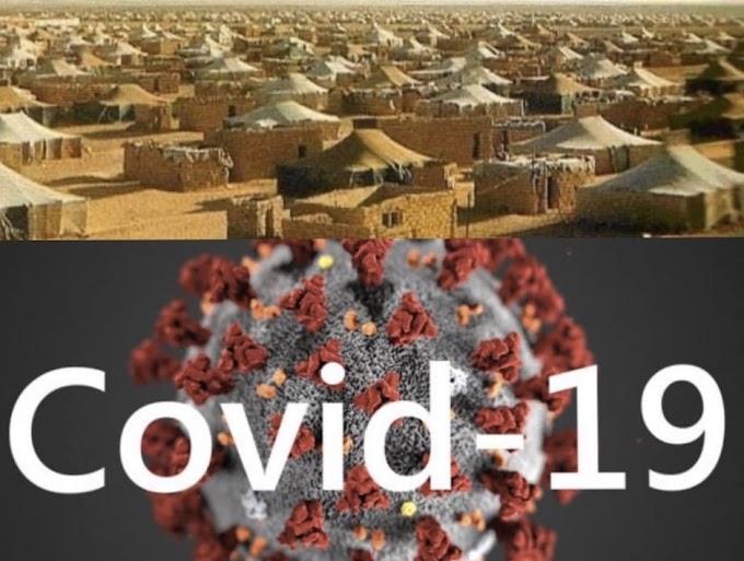 الإشتباه في إصابة أربع أشخاص بڤيروس كورونا في مخيمات اللاجئين الصحراويين.