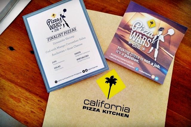 California Pizza Kitchen Pizza Wars