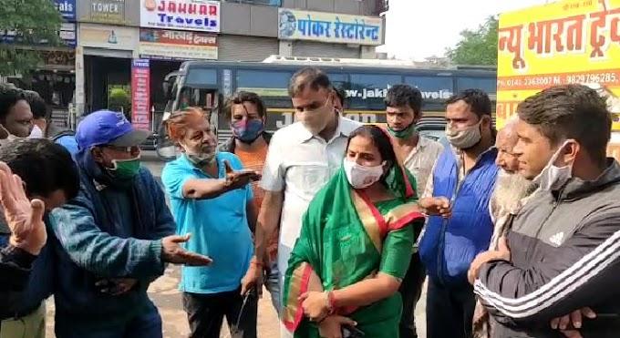 ये नए-नए मुल्ला की अज़ान भर है या फिर-- दोनों महापौर इसी तरह हमेशा सुध लेकर बदलेंगी जयपुर शहर की तक़दीर और तस्वीर ?