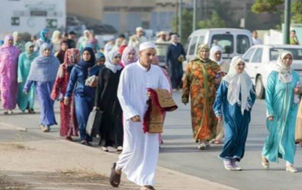 مراكش البهجة..عيد الفطر في مراكش..عبادة وفرح وحفاوة إستقبال