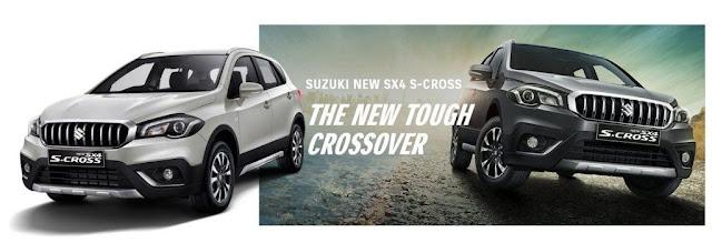 Daftar Lengkap Pajak Suzuki SX4 Semua Tipe dan Tahun ( Update 2020 )