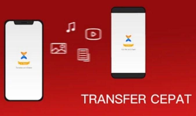 Alternatif Aplikasi SHAREit Terbaik tuk Smartphone Android - Xender