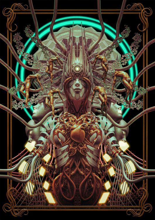 Carlos Dattoli artstation deviantart arte ilustrações modelos 3d fantasia ficção hqs filmes
