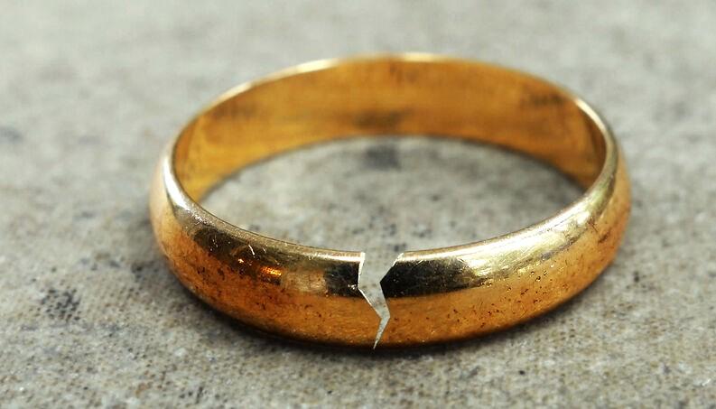 Divórcio não é bom, mas é mil vezes melhor do que permanecer em um casamento infeliz