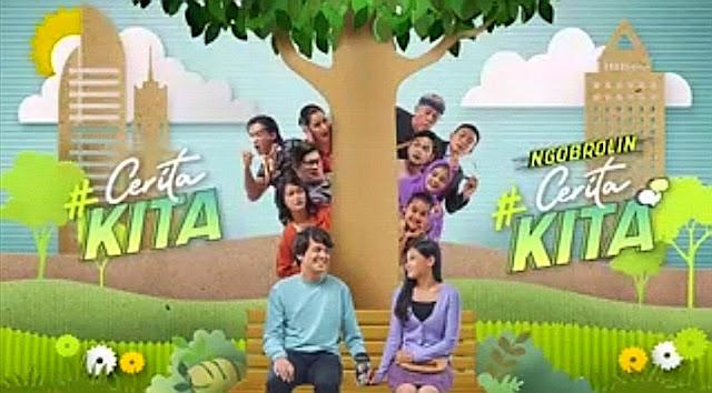 Poster film Cerita Kita