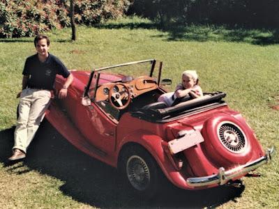 O MP Lafer 1974 entrou para a família em 1997 e motivou a criação deste site em 2001.