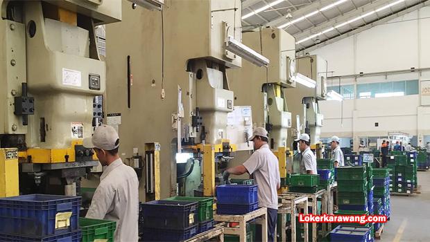 Lowongan Kerja PT. Indotech Metal Nusantara KIIC Karawang