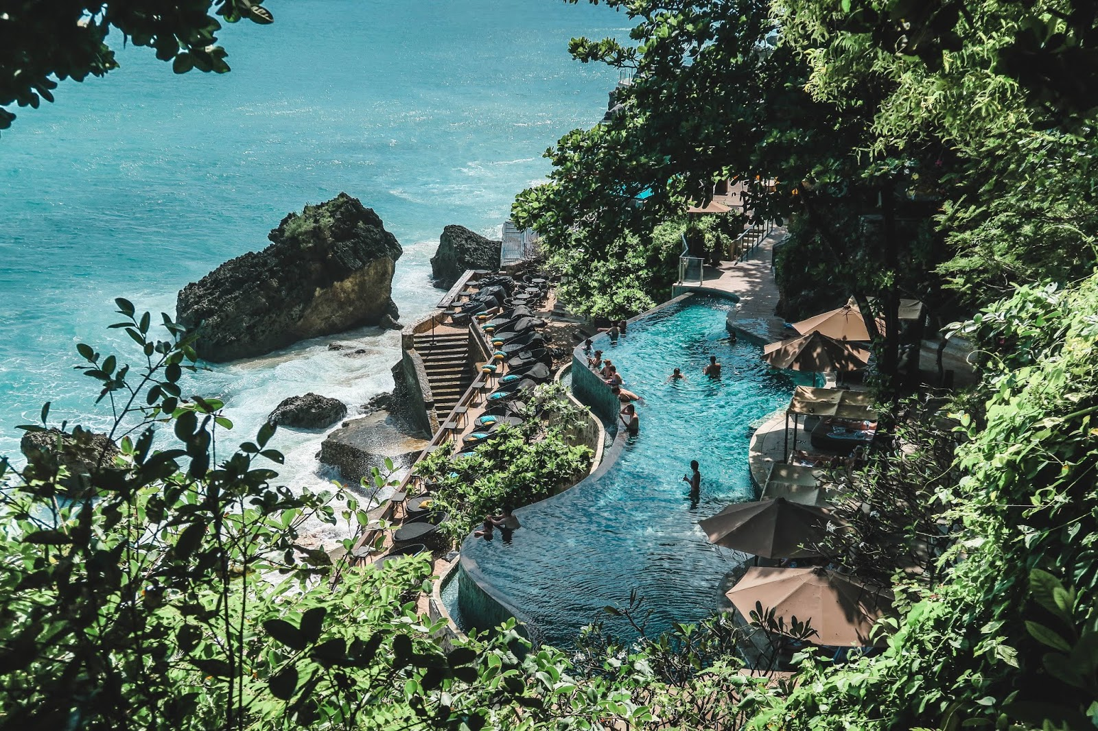 The most luxurious places to stay in Bali Indonesia