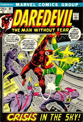 Daredevil #89, Electro, Killgrave the Purple Man