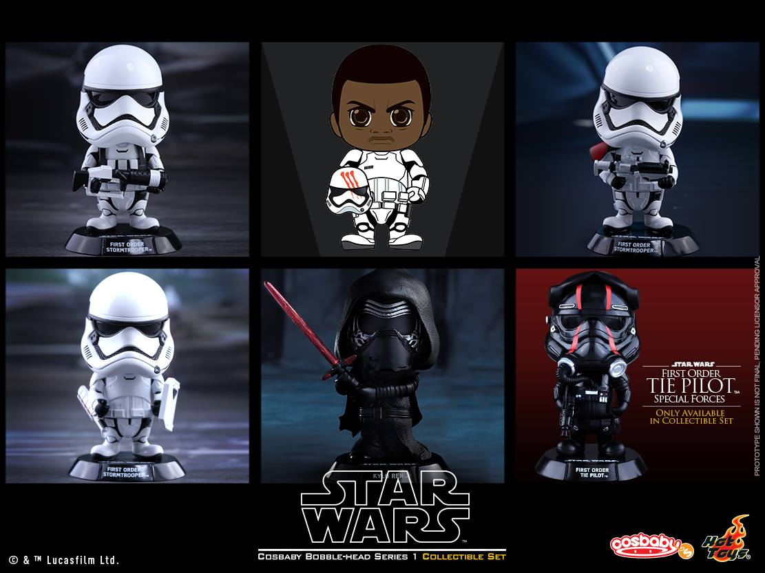 The Blot Says Star Wars The Force Awakens Cosbaby