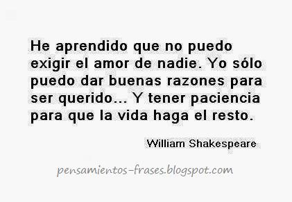 William Shakespeare Frases De Amor Www Imagenesmy Com