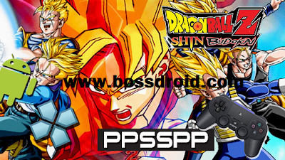 Download Dragon Ball Z Shin Budokai 4 ISO PSP Game Android