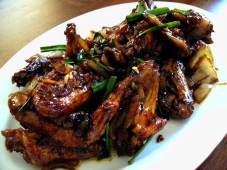 Resepi Ayam Masak Kicap Pedas Simple