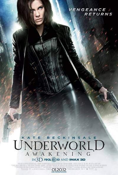 Underworld 4 El Despertar DVDRip 2012 Descargar Español Latino