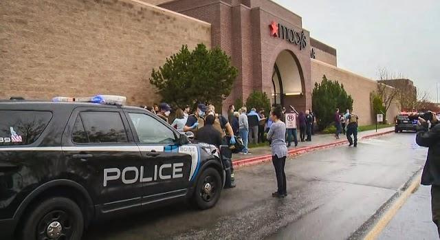 Nos EUA, um tiroteio em um shopping termina com dois mortos e quatro feridos