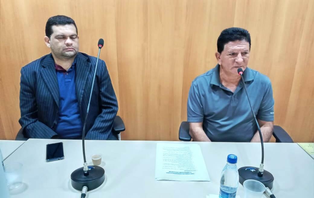 CPI do Combustível ouve secretário de Administração e Finanças de Óbidos