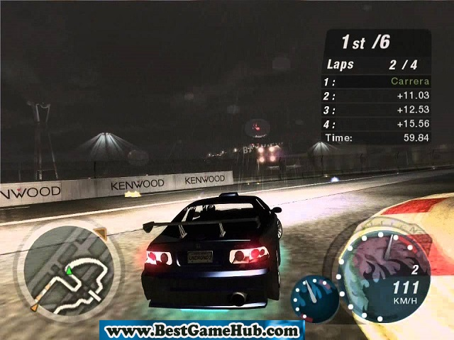 Need for Speed Underground 2 Full Version HD Graphics
