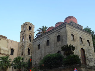 The Church of San Cataldo in Palermo is an example of the fusion of architectural stars