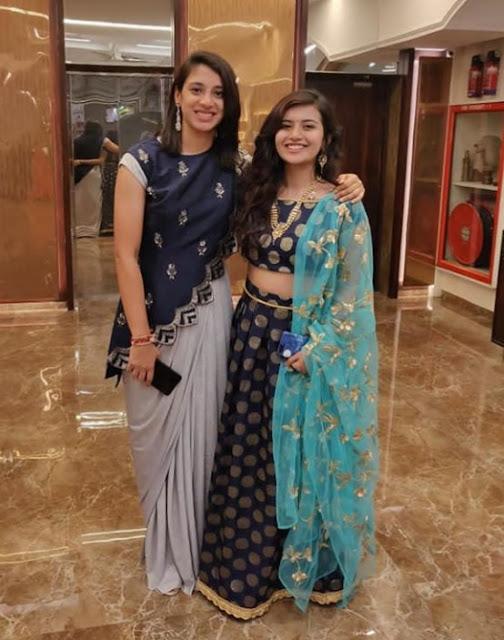 Smriti Mandhana Photos