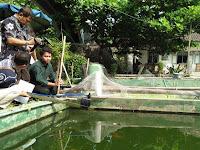 Mahasiswa UGM Kembangkan Microbubble Generator Budidaya Ikan Tambak