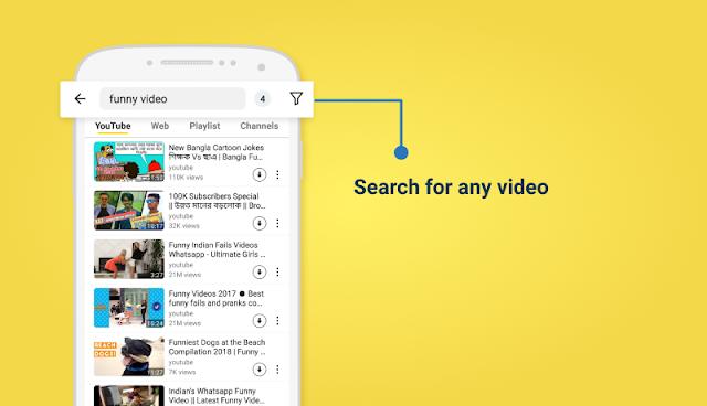 أسهل و أفضل الطرق لتحميل الفيديوهات من اليوتيوب علي الهاتف و الكمبيوتر
