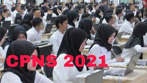Masih Tertarik? Pendaftaran CPNS 2021segera dibuka, telah ditetapkan kebutuhan CASN 707.622. Formasi