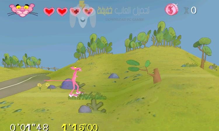 تحميل لعبة النمر الوردي مضغوطة من ميديا فاير