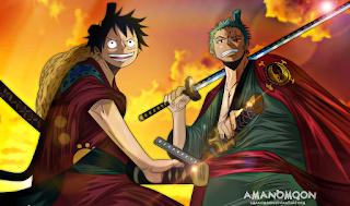 Komik Manga One Piece Chapter 913 Bahasa Indonesia