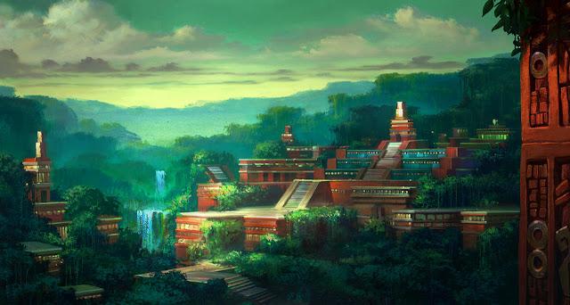 La ricerca di El Dorado - perduta Città d'oro
