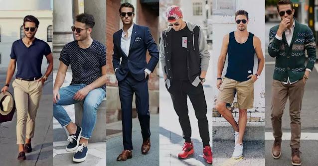 fashion dan style zaman now