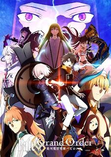 Fate/Grand Order: Zettai Majuu Sensen Babylonia Anime 720p Sub Español Descargar Mega Zippyshare