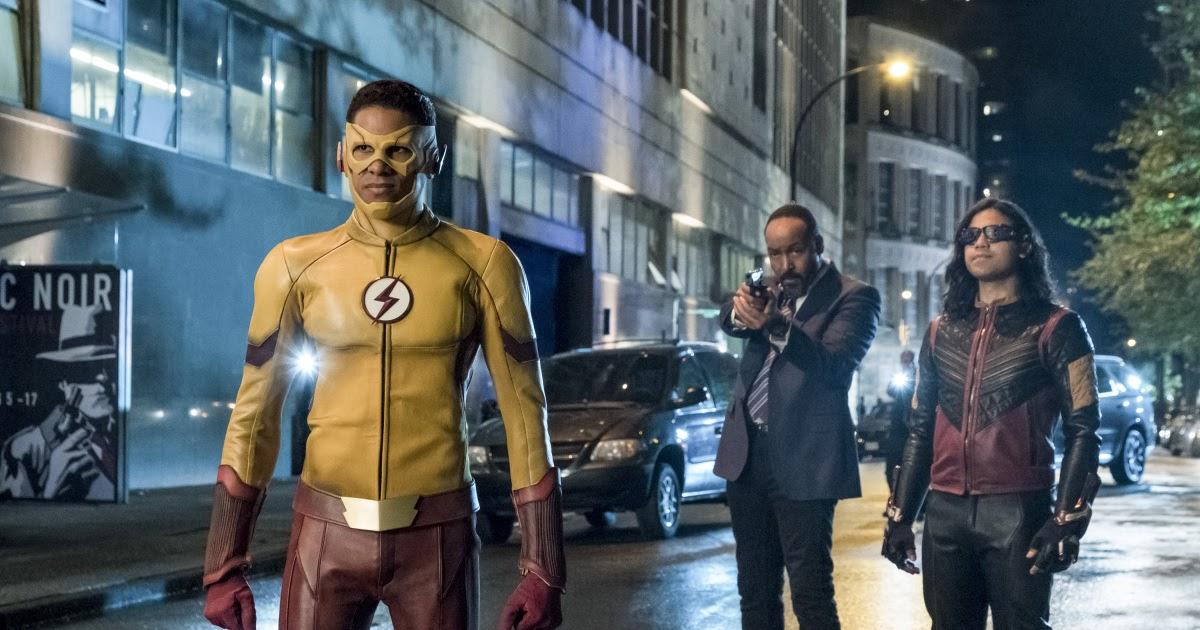 Bob Canada's BlogWorld: The Flash Season 4, Episode 1: The