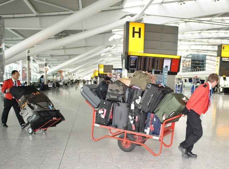 errores comunes aeropuerto