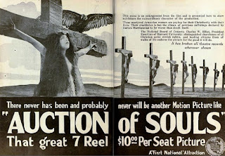 the American film Auction of Souls (1919) aka Ravished Armenia