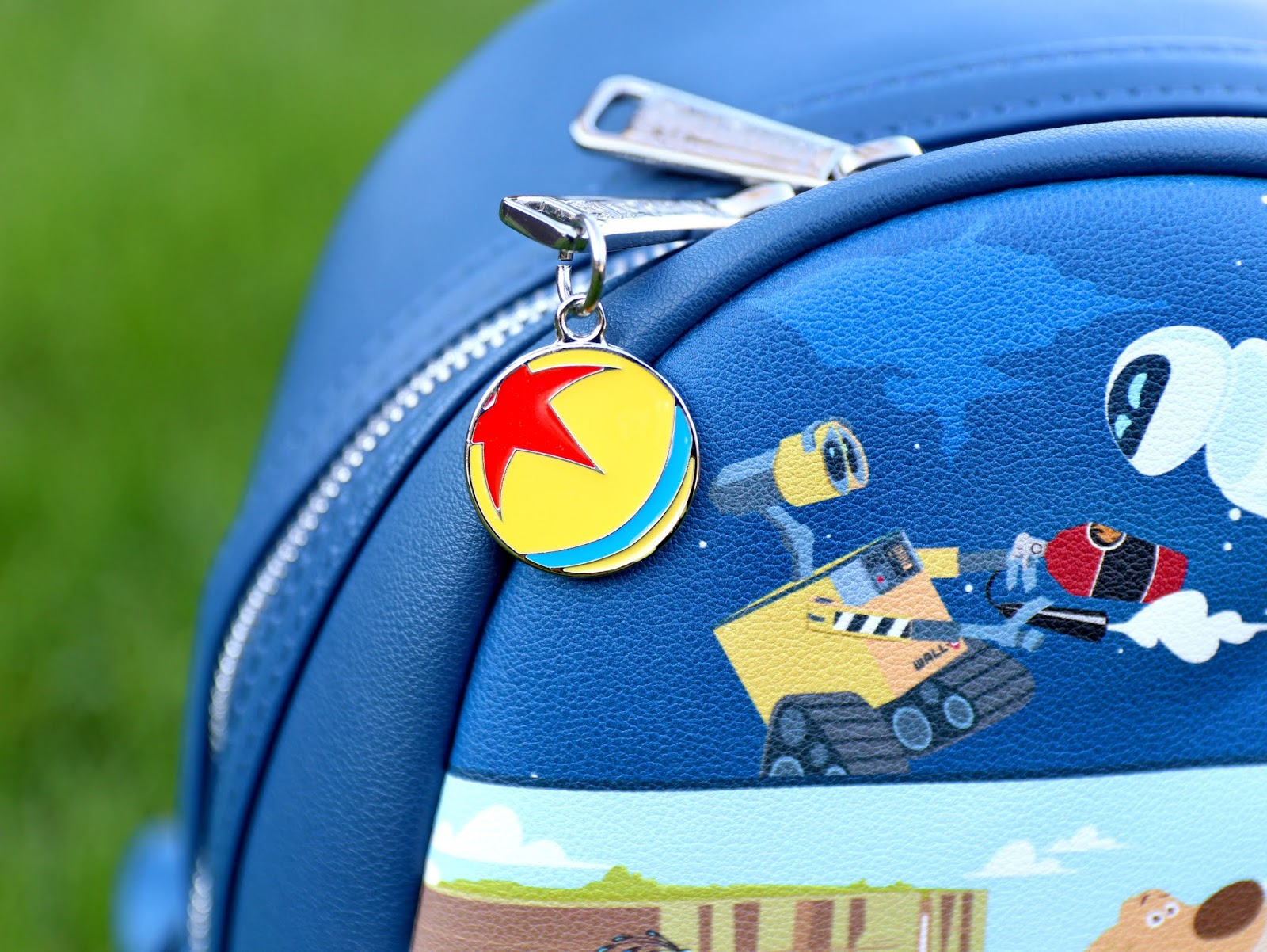 Loungefly Disney·Pixar Panel Scenes Mini Backpack (BoxLunch Exclusive)