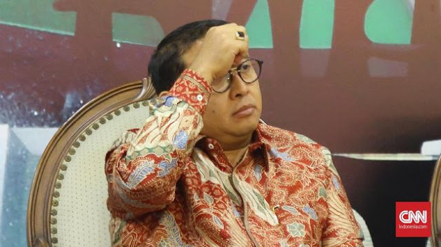 Fadli Zon Dipastikan Tak Jabat Wakil Ketua DPR 2019-2024
