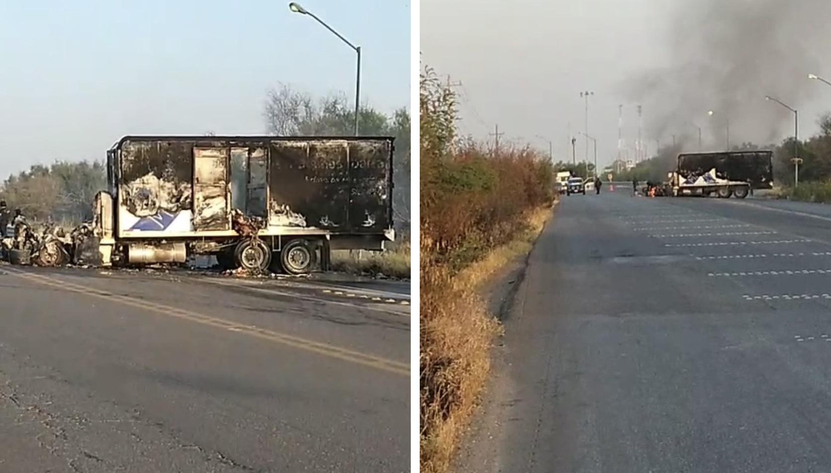 Bloqueos y enfrentamientos durante madrugada en Reynosa y toda la zona ribereña de Tamaulipas