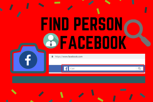 Find Person Facebook