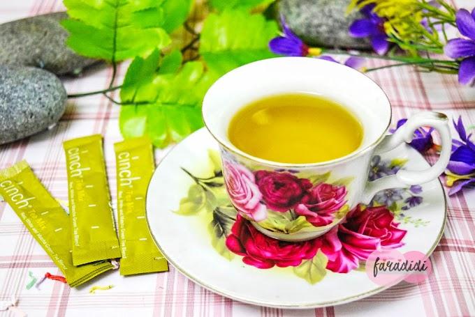 Cinch Tea Mix Shaklee Bermanfaat Untuk Kesihatan Diri!