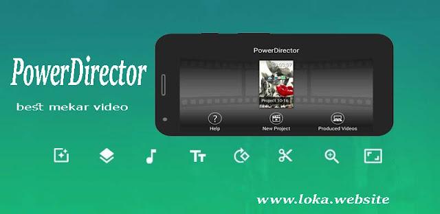 تحميل برنامج powerdirector افضل نطبيق لعمل المونتاج والتعديل علي الفيديو 2019