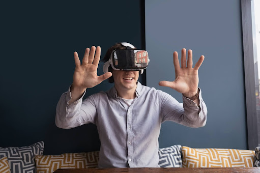 Virtual Reality - Future of Retail