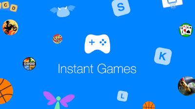 ألعاب الفيسبوك الفورية Instant Games