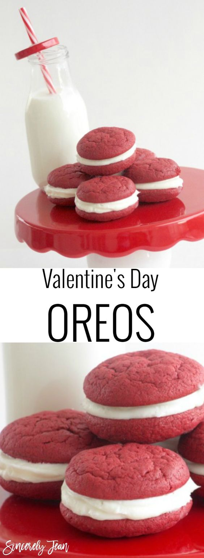 Valentines Day Oreos