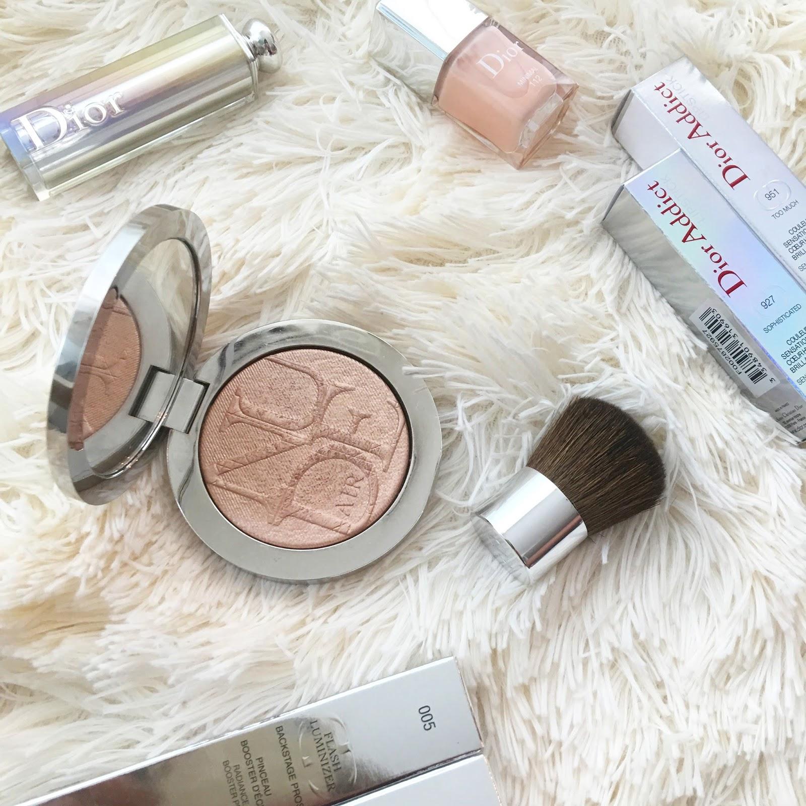 Dior Skin Nude Air Luminizer Powder | Fall 2016 Skyline