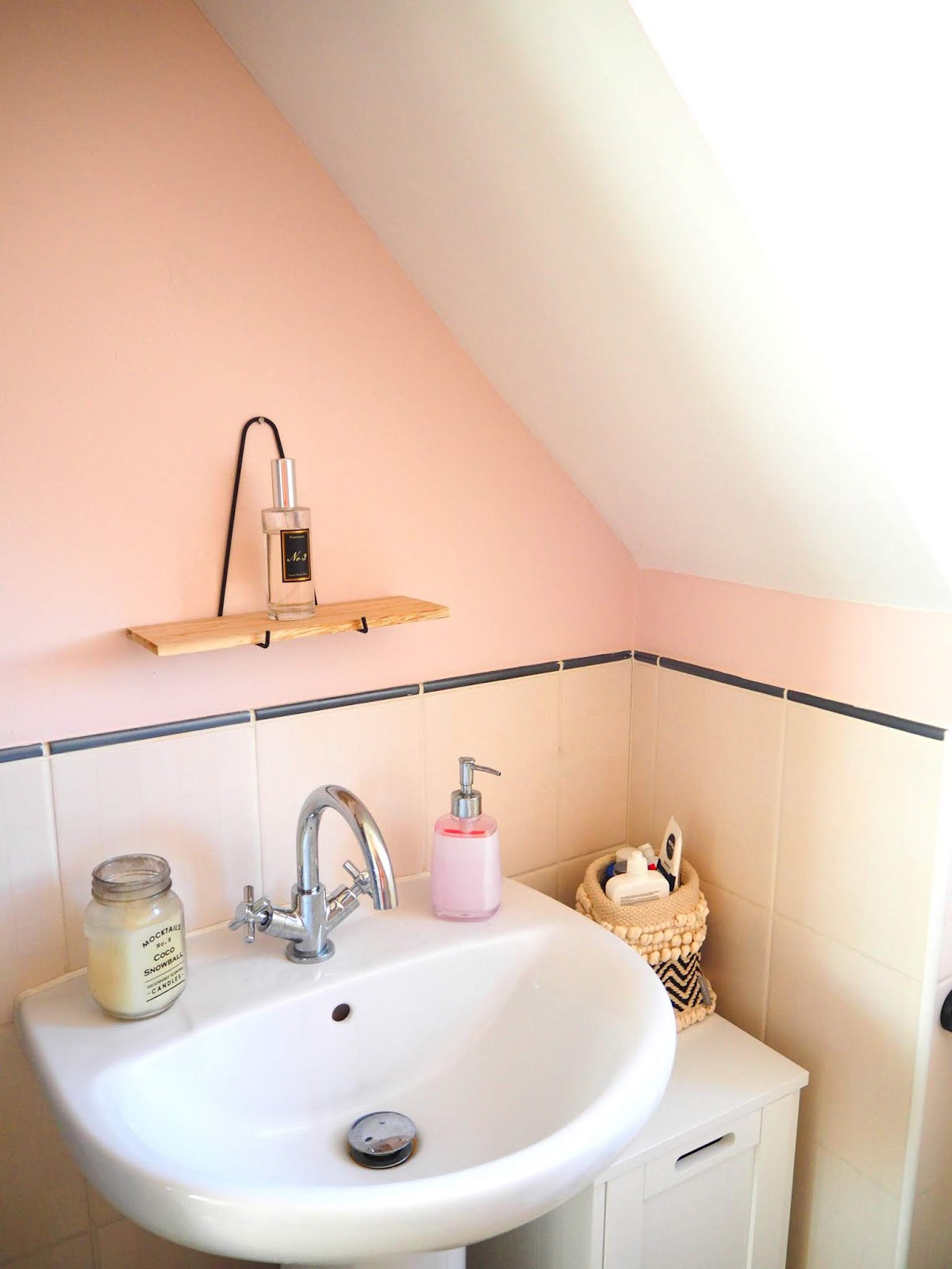 Refreshing A Bathroom On A Budget