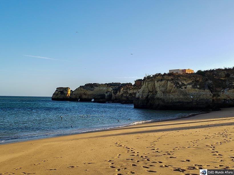 Praia da Batata no Algarve