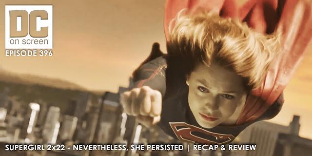 Supergirl Season Finale