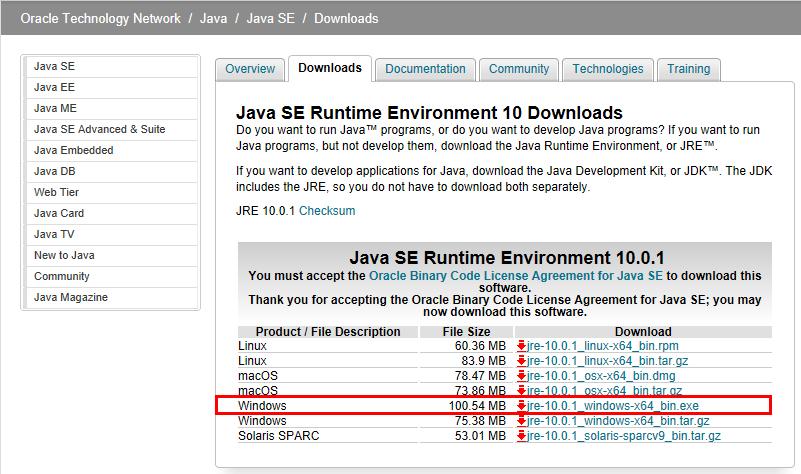 free download oracle jre 7 update 51 (64-bit)